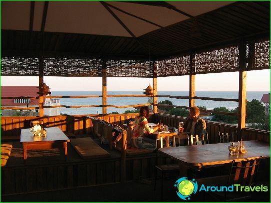 مطاعم شبه جزيرة القرم