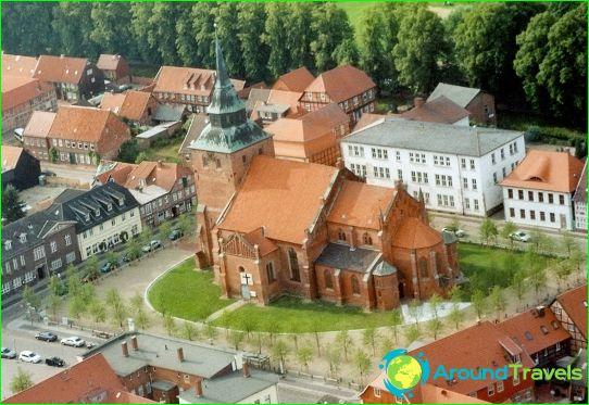 Pienet kaupungit Saksassa