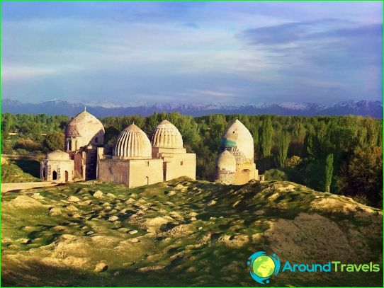 Oezbekistan-regio's