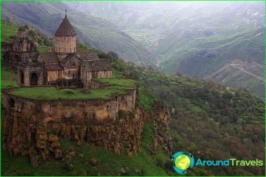 Regio's van Armenië
