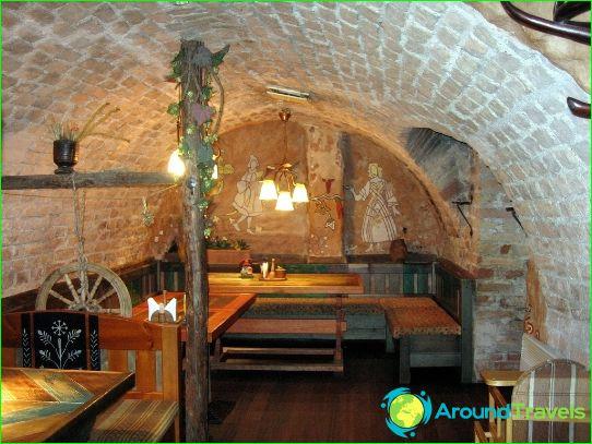 Beste restaurants in Vilnius