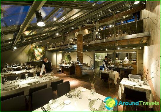 Parhaat ravintolat Barcelonassa
