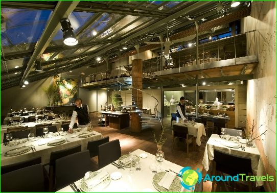 Най-добрите ресторанти в Барселона
