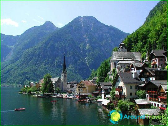 Области на Австрия