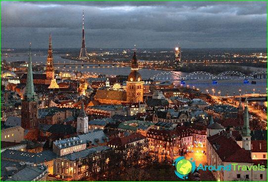 Dingen om te doen in Riga