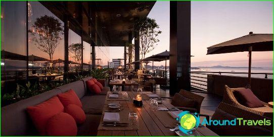 Waar te eten in Pattaya?