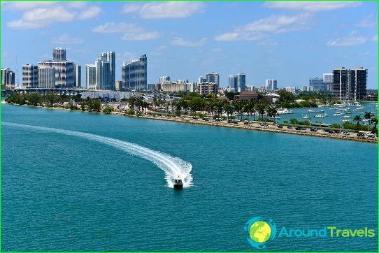 Saker att göra i Miami