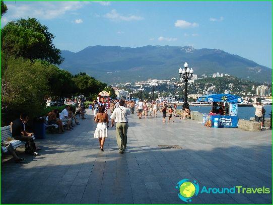 Dingen om te doen in Jalta