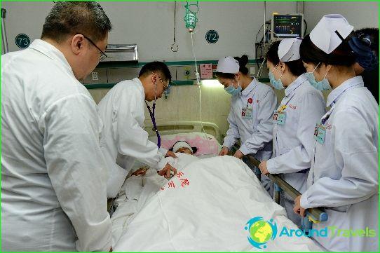 Behandeling in China