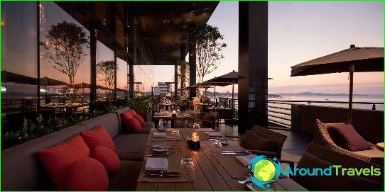 Meilleurs restaurants de Pattaya
