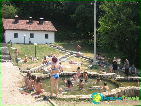 Behandeling in Servië