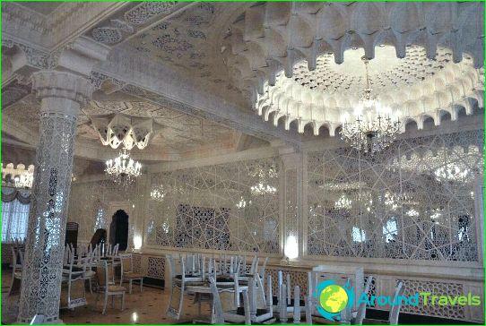 Parhaat ravintolat Dushanbe