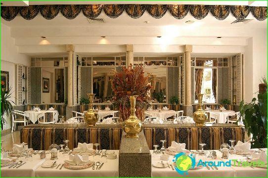 Най-добрите ресторанти в Шарм Ел Шейх