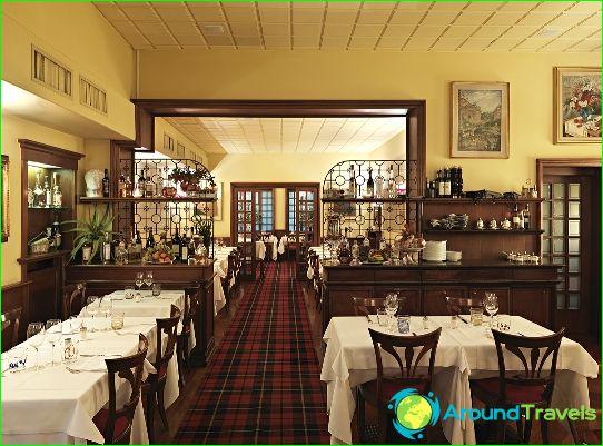 Най-добрите ресторанти в Милано