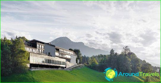 Hoito Itävallassa