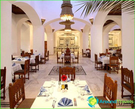 أفضل المطاعم في شرم الشيخ