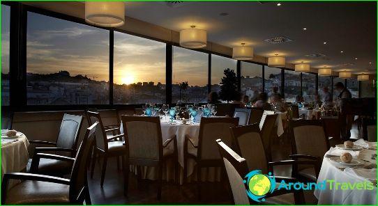 Missä syödä Lissabonissa?