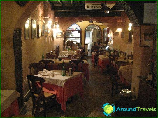 Къде да хапнем в Рим?