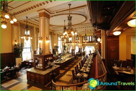 Waar te eten in Boedapest?