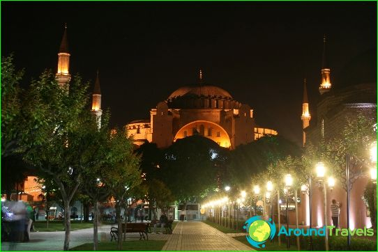 Неща за правене в Истанбул