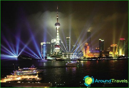 Tekemistä Shanghaissa
