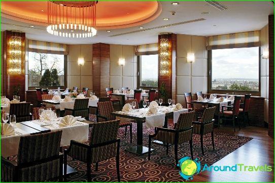 Missä syödä Budapestissa?