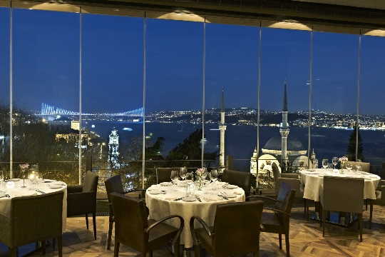 Beste restaurants in Istanbul