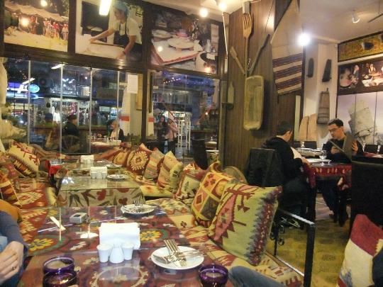 De bästa restaurangerna i Istanbul