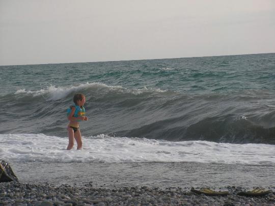 Vakantie in Abchazië met kinderen