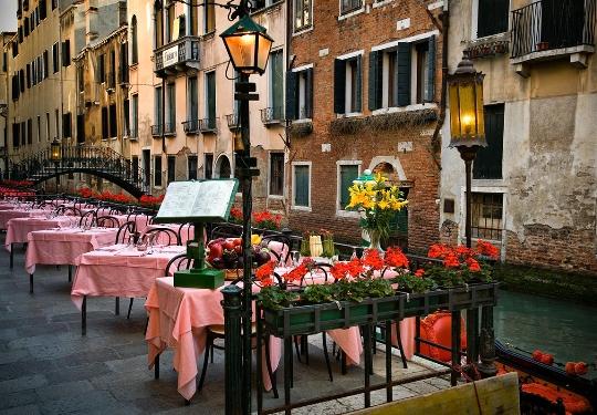 Beste restaurants in Venetië