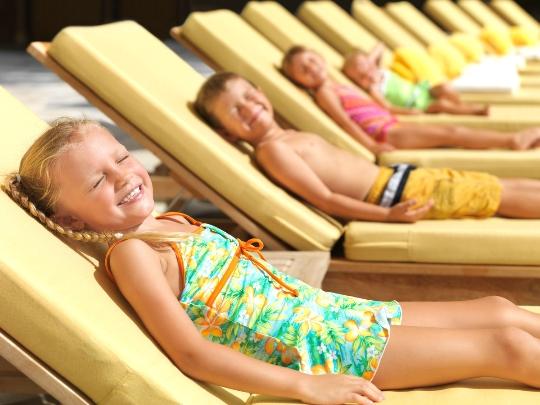 Vakantie in Egypte met kinderen