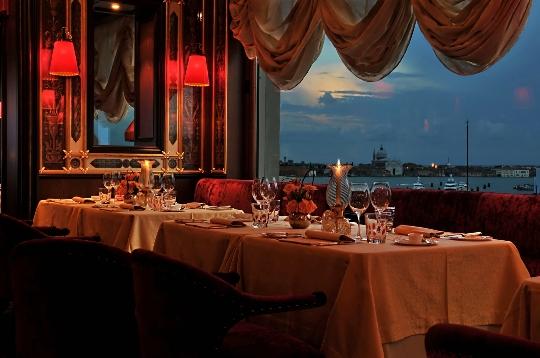 Parhaat Venetsian ravintolat