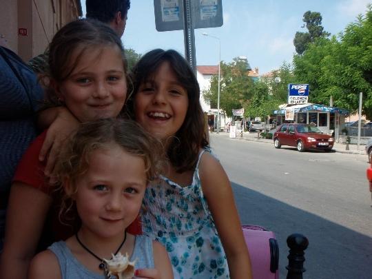 Lomat Turkissa lasten kanssa