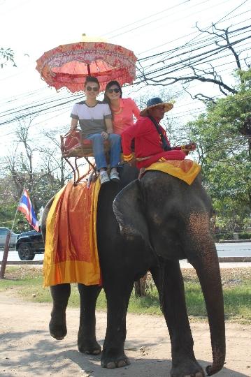 الترفيه في تايلاند
