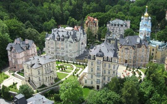 Tekemistä Karlovy Vary