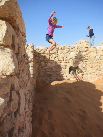 Lomat Tunisiassa lasten kanssa