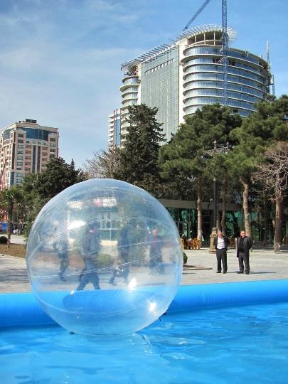 Dingen om te doen in Baku