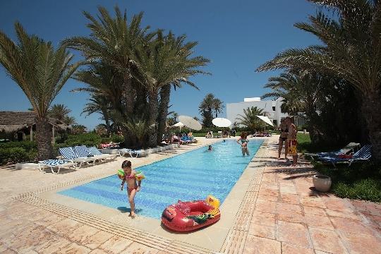 العطل في تونس مع الأطفال