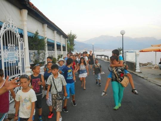 Vakantie in Montenegro met kinderen