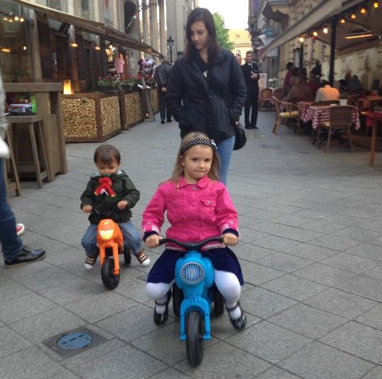 Vakantie in Hongarije met kinderen