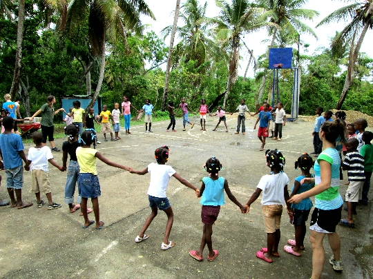 Vakantie in de Dominicaanse Republiek met kinderen