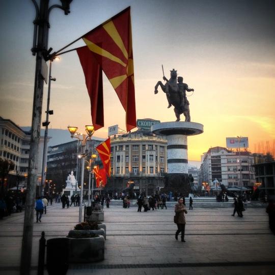 Vakantie in Macedonië met kinderen