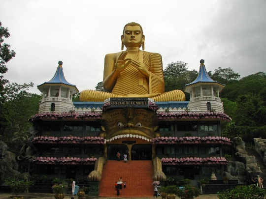 Tekemistä Sri Lankassa