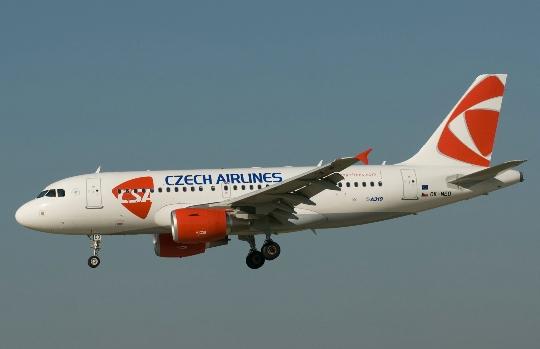 Колко да лети от Прага до Москва?