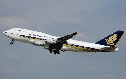 Колко да лети от Сингапур до Москва?