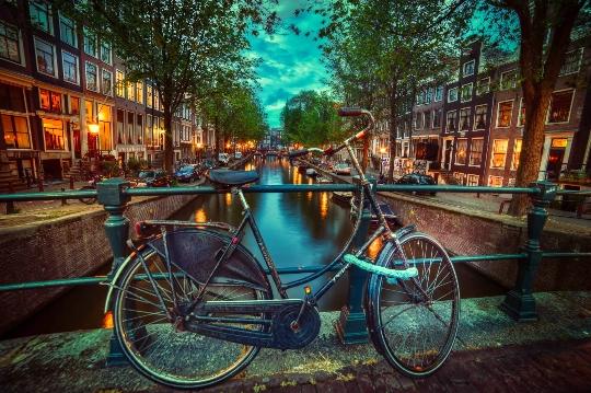Столица на Холандия