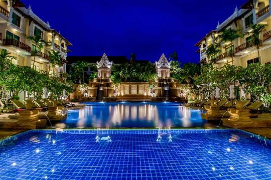 Elinkustannukset Kambodžassa