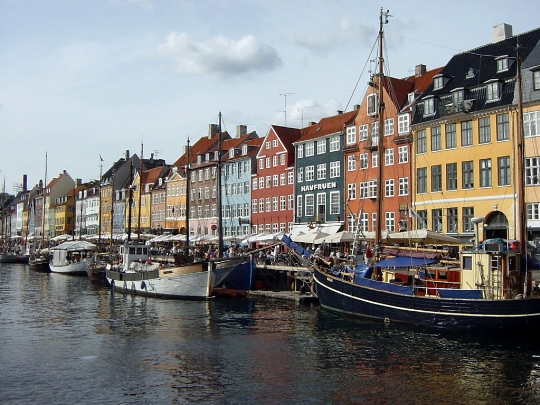 Elinkustannukset Tanskassa