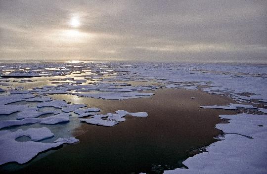 Beaufortin meri