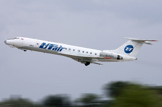 Kuinka paljon lentää Omskista Moskovaan?